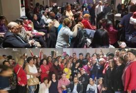 Concejal Rodríguez celebra en NY aguinaldo navideño