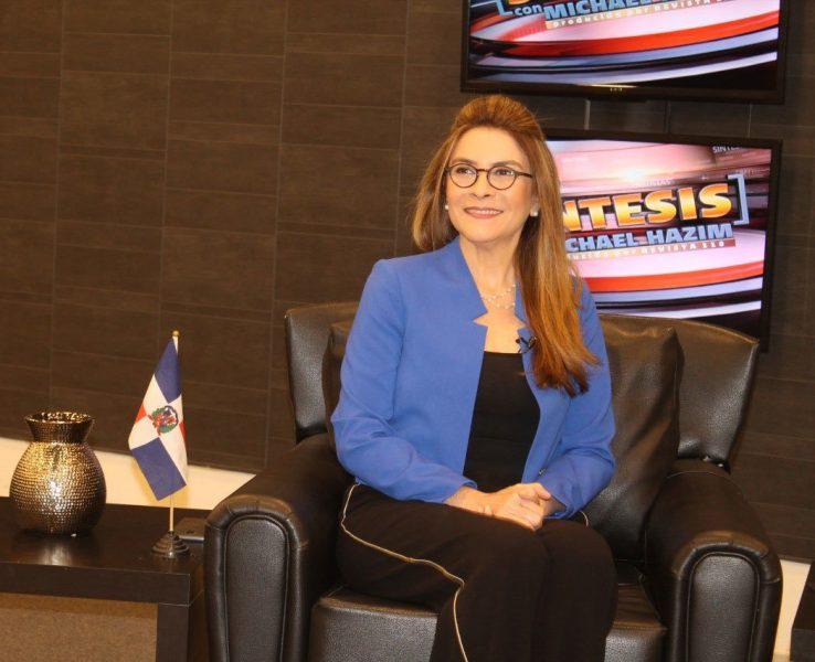 Carolina Mejía opuesta a pacto opositor