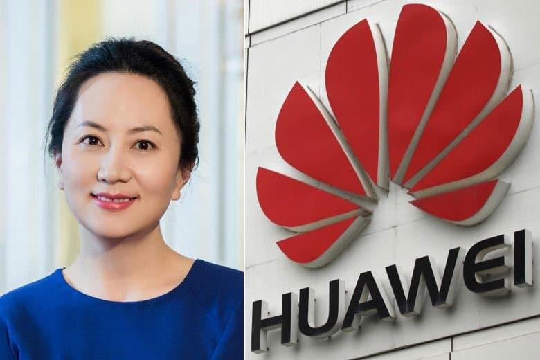 Huawei y Wanzhou Meng, acusados de fraude financiero