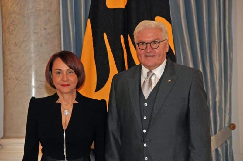Embajadora RD presenta cartas credenciales ante Gobierno Alemán