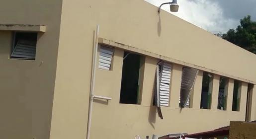 Nueve estudiantes resultaron afectados por explosión Villas Agrícolas