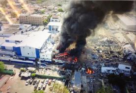 Al menos dos muertos explosión Polyplas en Villas Agrícolas