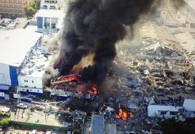 Confirman 4 muertos explosión Polyplas en Villas Agrícolas