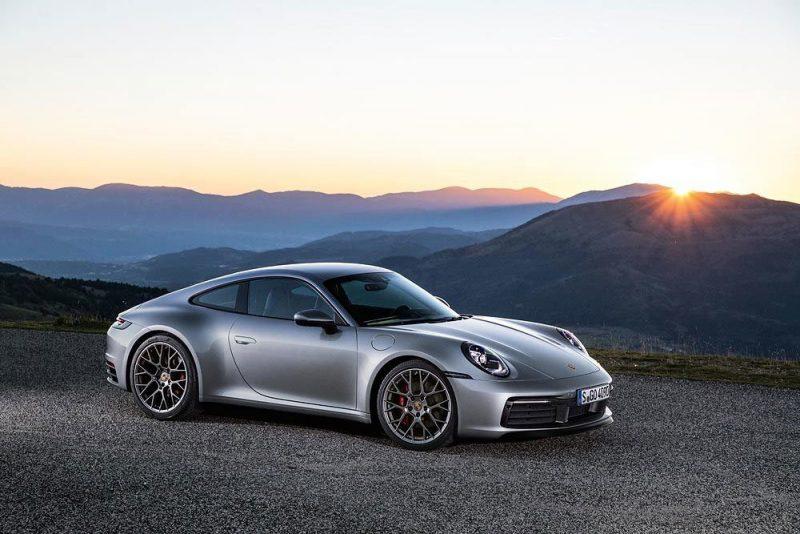 El nuevo Porsche 911 Carrera S y 4S, 2020