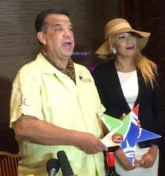 """Actriz dominicana designada modelo oficial """"Premios Estrella"""" en RD"""
