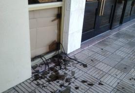 Preso se fuga Palacio de Justicia Santiago