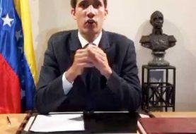 Guaidó convoca a nuevas manifestaciones