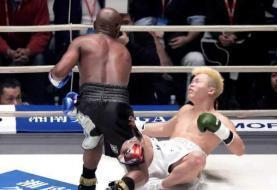 Mayweather derrota Tenshin Nasukawa