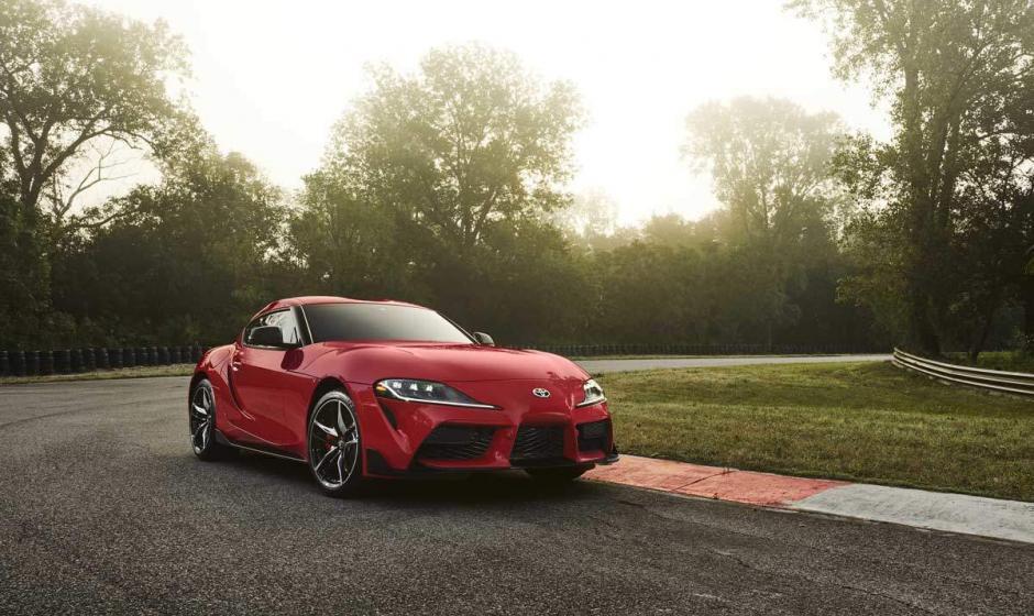 Toyota Supra 2020 hace su debut mundial