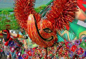 Todo listo para inicio carnaval de Santiago 2019