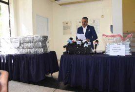 En Barahona ocupan más de 100 paquetes de cocaína