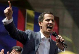 Guaidó llama a protestas en Venezuela el viernes