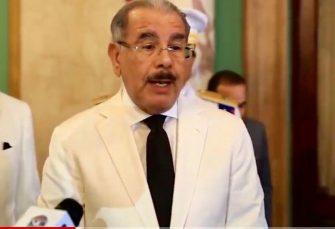 Tasa homicidios ha bajado 33% últimos 6 años en RD dice Danilo