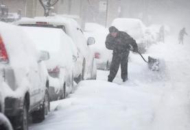 Nieve y frío polar este fin de semana en NY