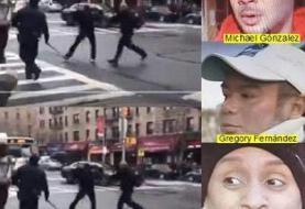 Policías Alto Manhattan arrestan y golpean afroamericanos