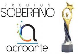 Lista de nominados Premios Soberano 2019