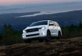 Toyota Sequoia TRD Pro 2020 abre el camino a las aventuras familiares
