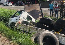 Bonao: Muere mujer en accidente y hermana resulta herida