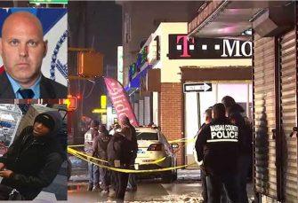 Asaltante mata detective y hiere otro en Queens