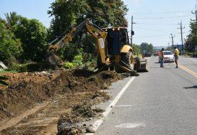Inician reconstrucción carretera Puerto Plata-Nagua