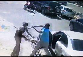 Aún no apresan chofer agredió haitiano en Santiago