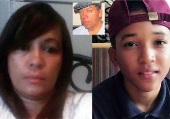 Cenizas de comerciante dominicana y su hijo serán llevadas a RD