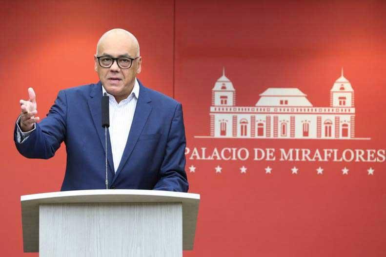 Jorge Rodríguez: Oposición pretendía asesinar personas en frontera