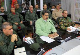 Maduro cierra frontera terrestre con Brasil