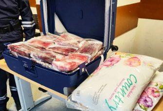 Narcos usaban aeropuertos para mandar drogas a Europa y Canadá