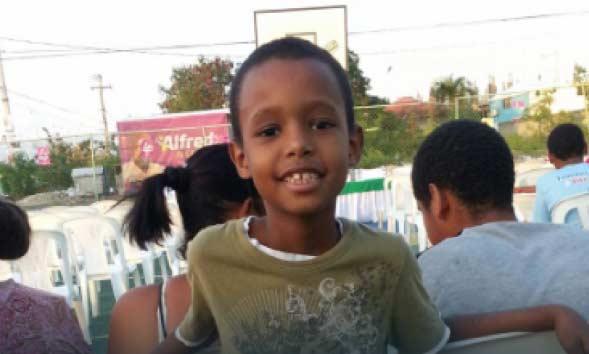 Tres hombres acusados de matar niño