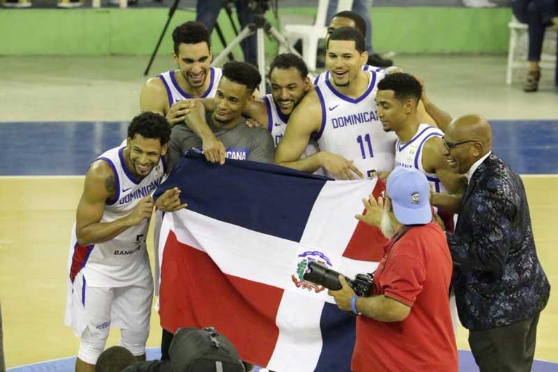 RD clasifica para mundial baloncesto China
