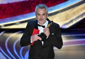 'Roma' de Alfonso Cuarón se lleva tres Óscar
