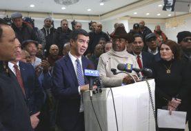 Taxistas se reúnen en High Class Bronx solicitar ciudad NY ayuda financiera