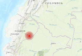 Potente terremoto afecta Ecuador