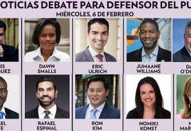 Dan a Ydanis como ganador debate entre candidatos Defensor del Pueblo