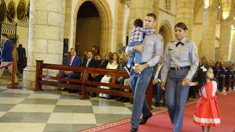 Policía Nacional celebra 83 aniversario fundación