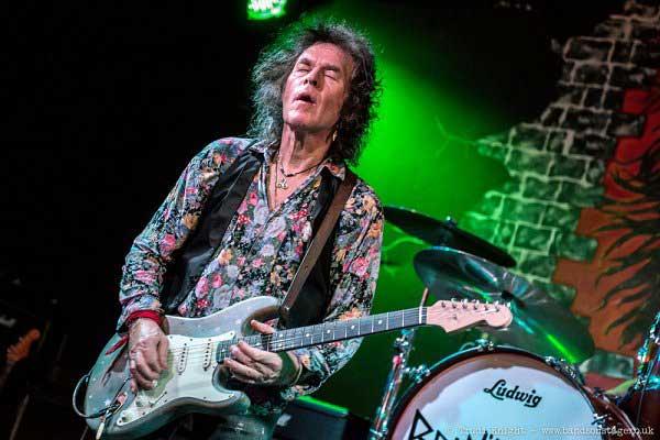 Fallece Bernie Torme, ex guitarrista de Ozzy Osbourne