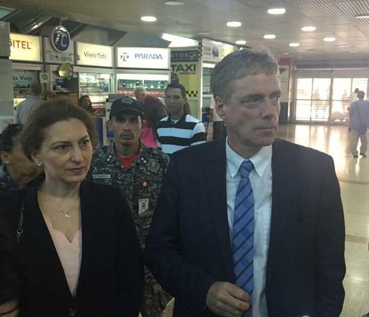 Lamentan expulsión embajador alemán de Venezuela