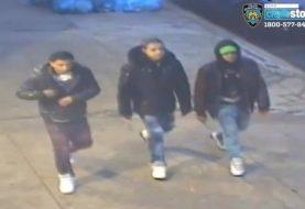 Policía NY persigue trío asaltantes hispanos