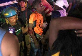 Al menos 4 muertos accidente Jarabacoa