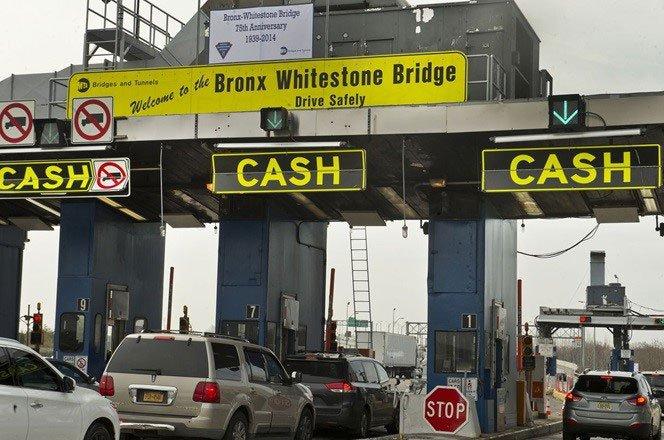Dominicanos afectados con alza tarifas peajes NYC