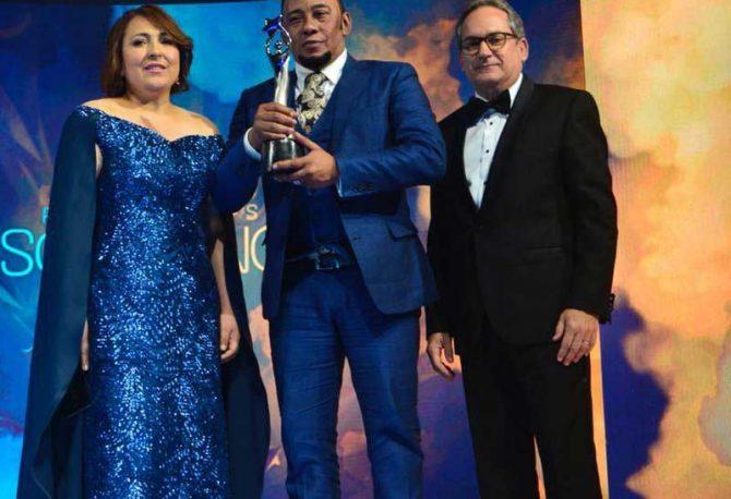 "Anthony Santos ""Gran Soberano"" Premios Soberano 2019"