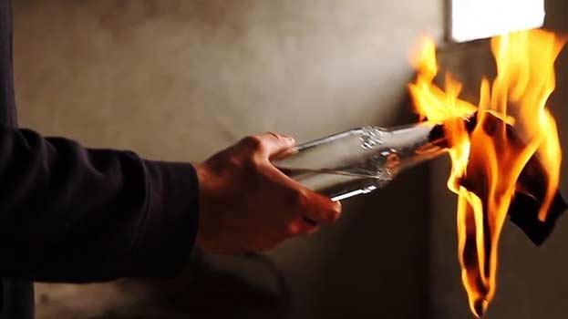 Lanzan otra bomba molotov en sector residen dominicanos en Manhattan