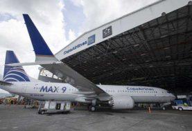 Copa Airlines suspende temporalmente la flota MAX9
