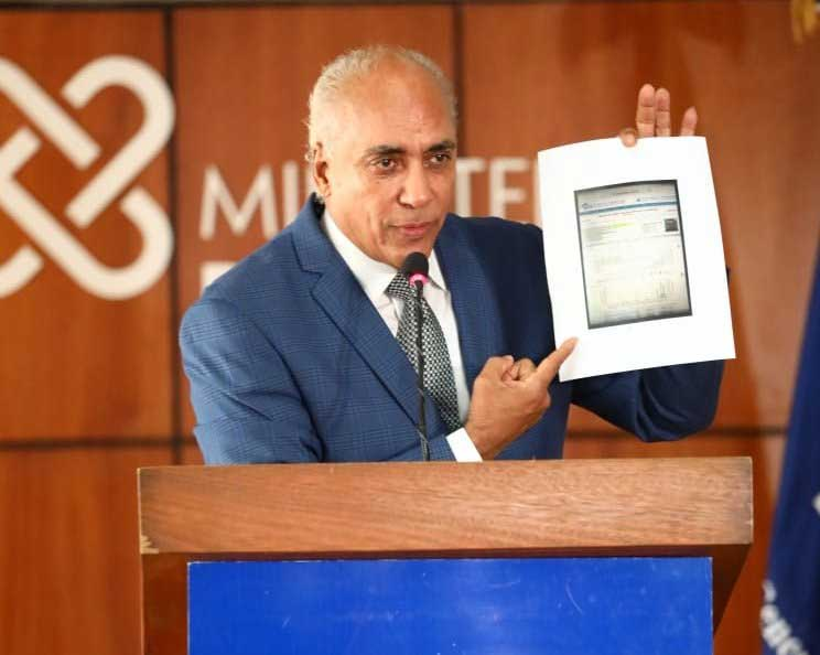 Procuraduría califica de infundadas denuncia Danny Alcántara