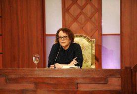 Miriam Germán Brito descalifica al procurador para evaluarla