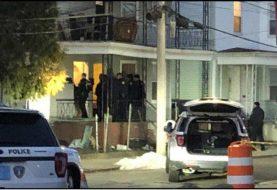 Arrestan 3 hombres en una casa de Providence