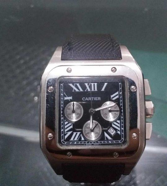 Someterán venezolanos por robo relojes alta gama