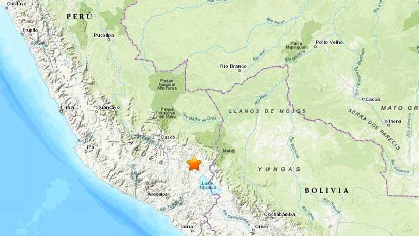 Sismo de magnitud 7,0 sacude Perú