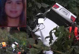 Era estudiante de medicina mujer murió en accidente